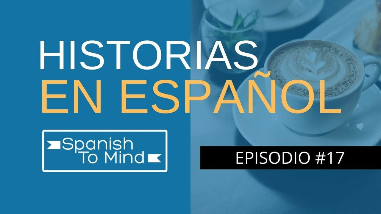 Historias en español 17 cover photo