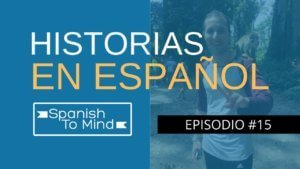 Cover photo: Historias en español 15