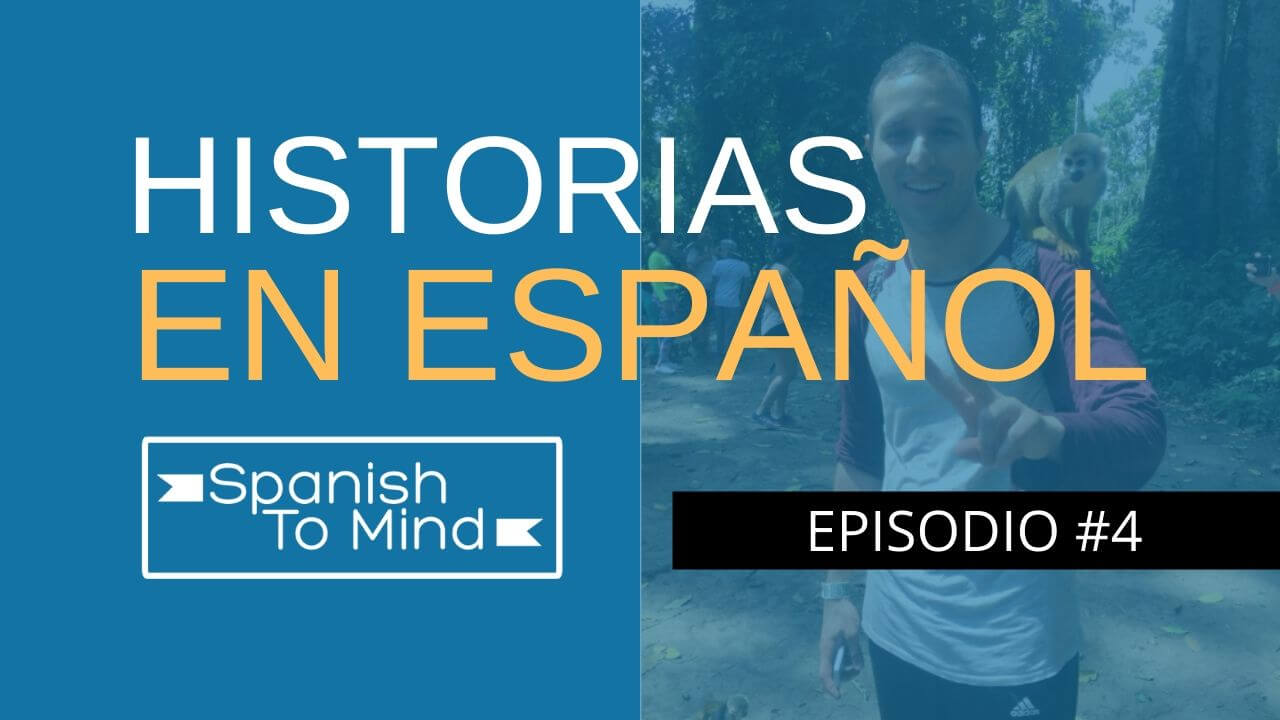 Cover photo: Historias en español 4