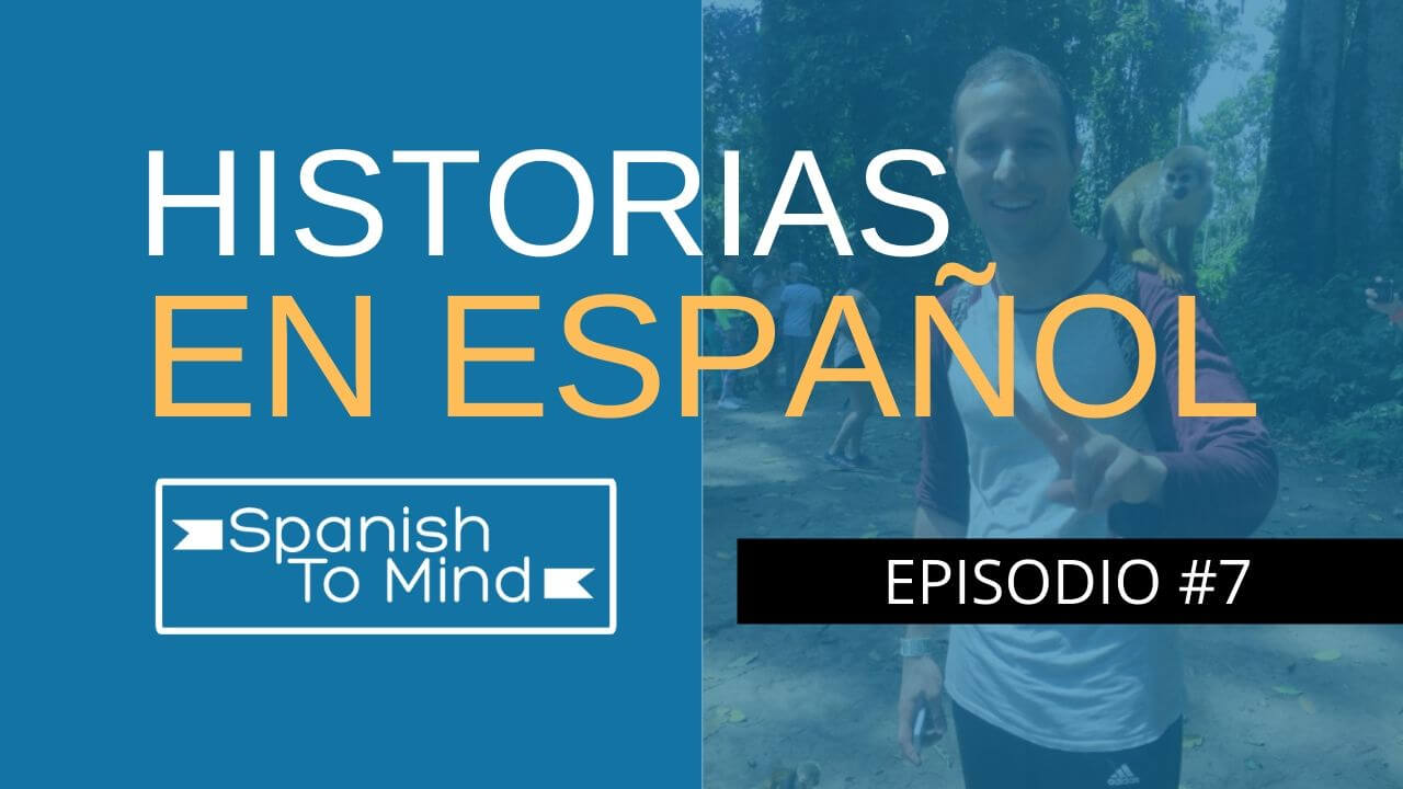 Historias en español #7 cover photo