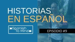 Cover photo: Historias en español 9