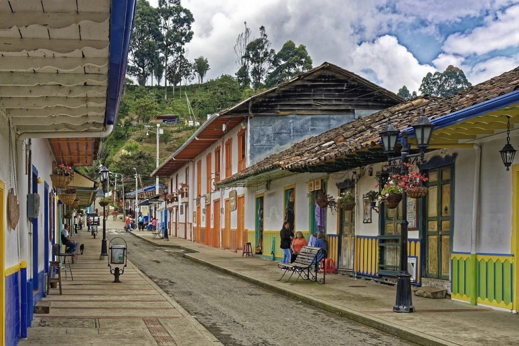 Picture of Salento, Colombia