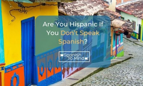 Are You Hispanic If You Don't Speak Spanish?